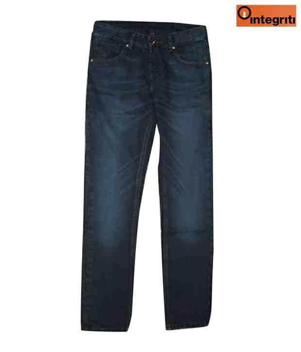 Integriti Dark Blue Men's Jeans