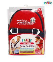 FARLIN Extra Width Red Cuddler