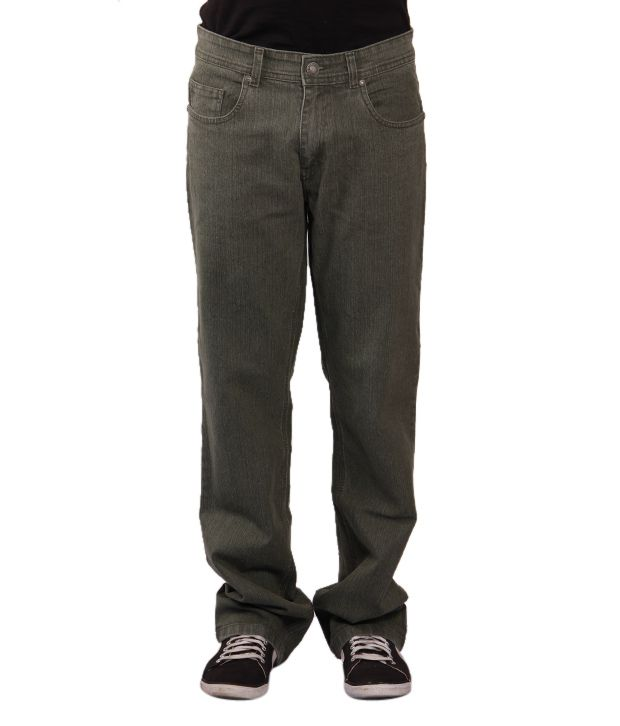 Urban Navy Classic Light Grey Jeans