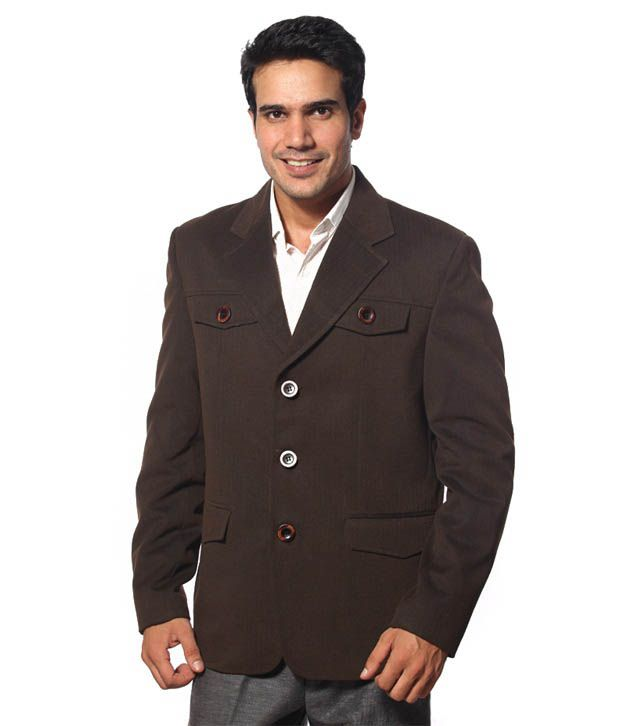 Fort Collins Dark Brown Jacket