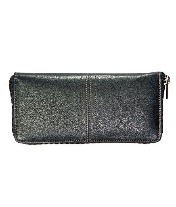 Elan Lovely Black Ladies Wallet