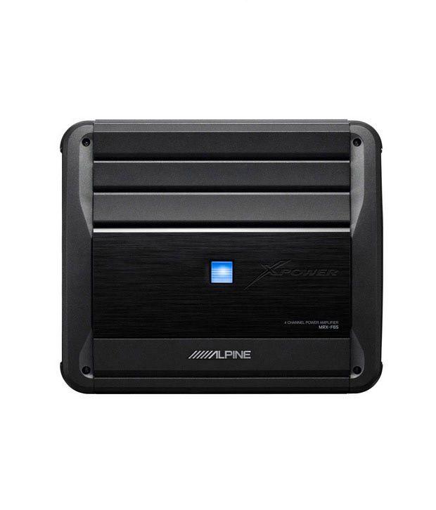 Alpine - MRX F65 - 4/3/2 Channel   Power Amplifier