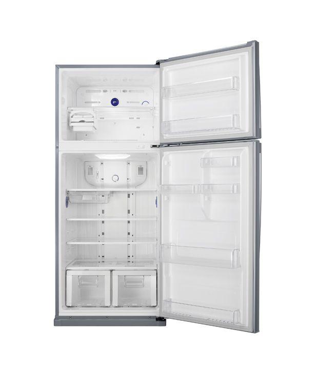 Samsung Rt54fbsl1 Xtl Double Door 420 Ltr Refrigerator