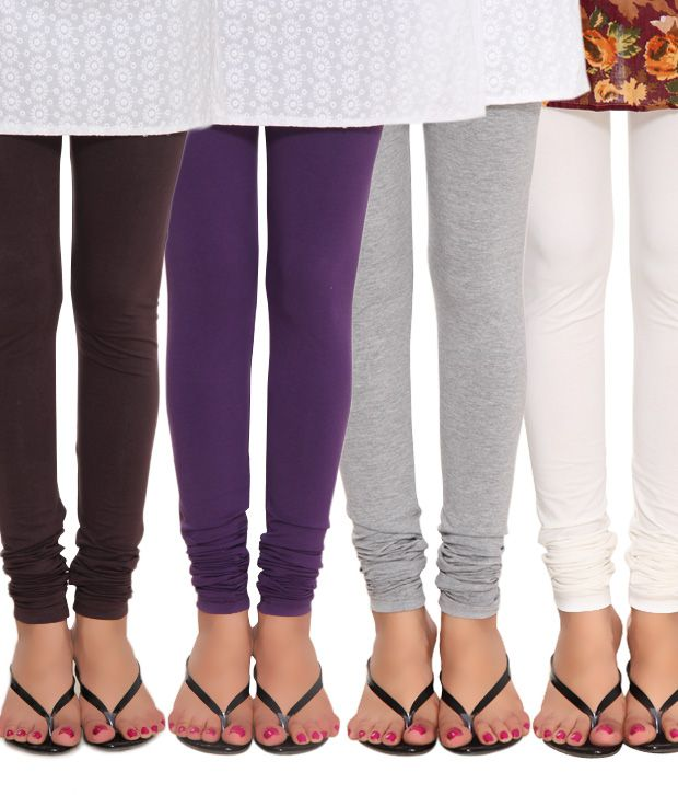 Fort Collins Pack Of 4 Leggings