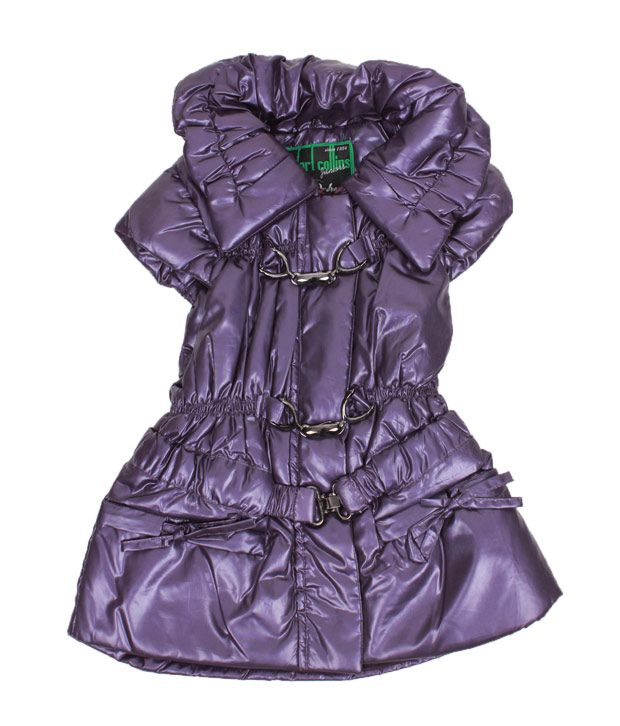 Fort Collins Stylish Purple Jacket For Kids