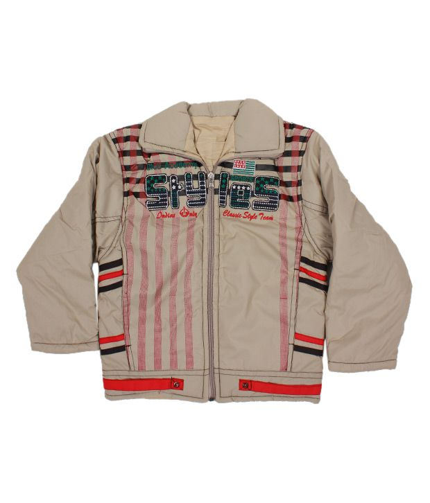 Fort Collins Classic Brown Jacket For Kids