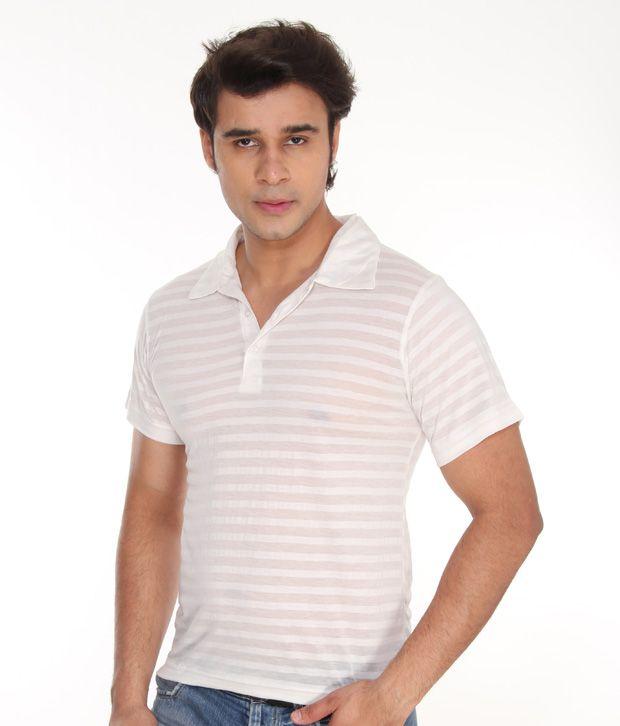 Alano Classic Off White T-Shirt