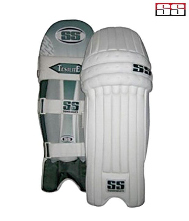 ss test lite batting pads buy online at best price on. Black Bedroom Furniture Sets. Home Design Ideas