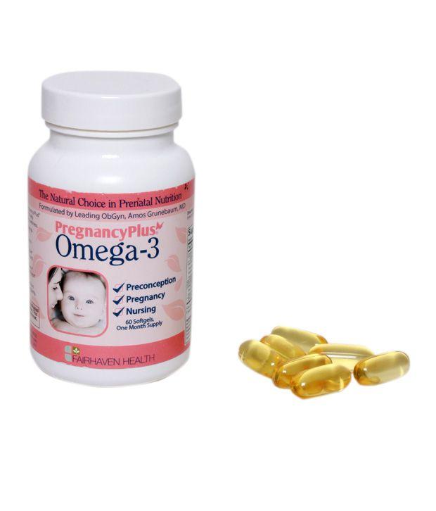 Pregnancy Plus Omega 3