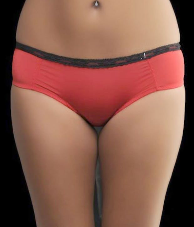 48df2229dc2 Buy N-Gal Red Thong Panty Online at Best Prices in India - Snapdeal