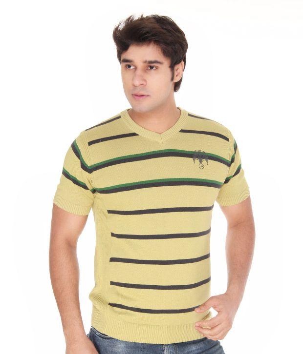 Riverstone Light Green T-Shirt