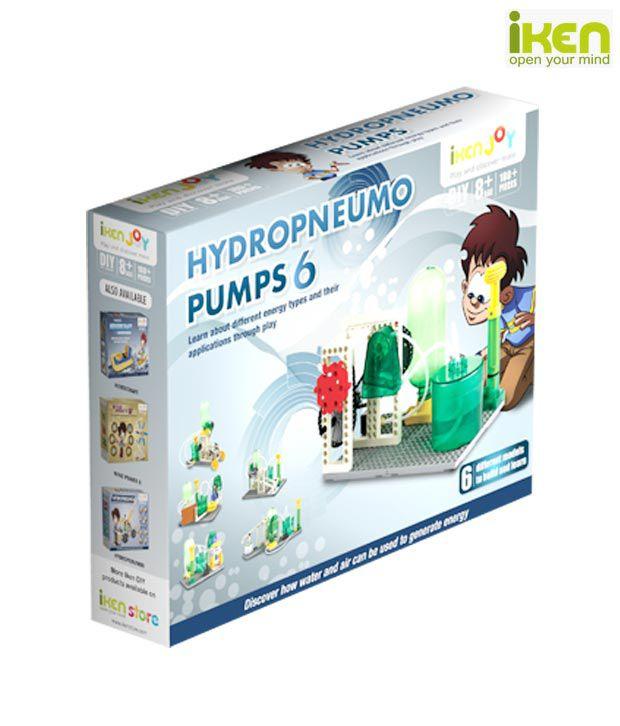 Iken Joy Hydropneumo Pumps 6