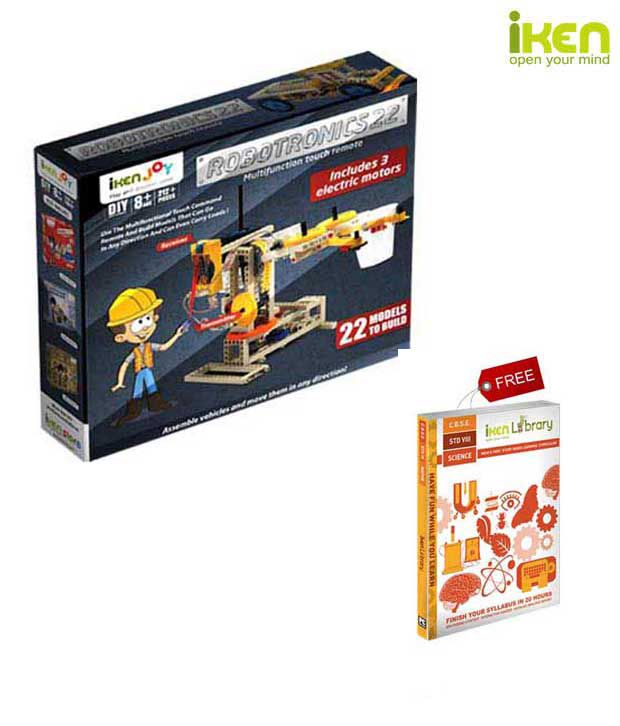 Iken Joy Robotronics 22