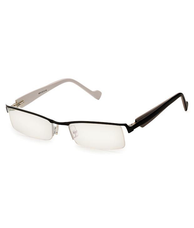 Spice Trendy Semi-Rimless Optical Frame