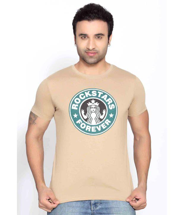 Locomotive Beige T Shirt