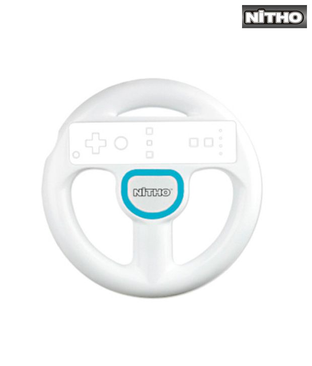 Nitho Sport & Drive Soft White for Wii