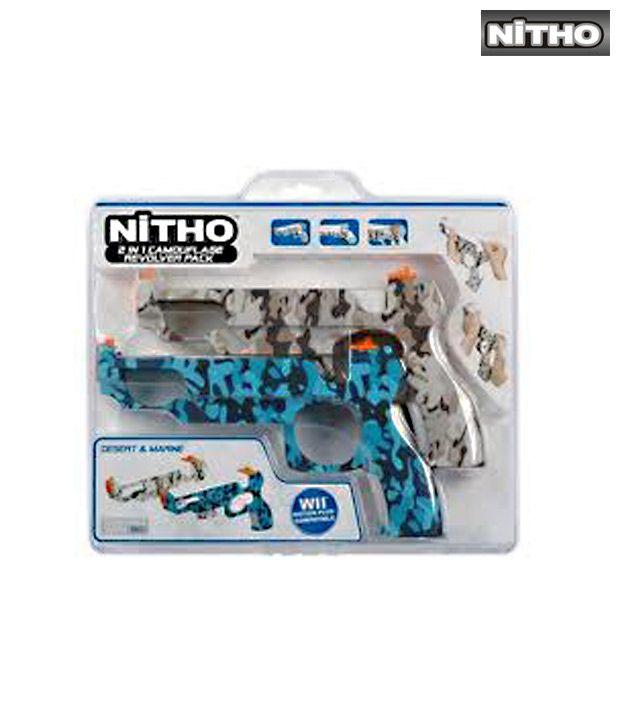 Nitho Revolver Colour Mix for Wii