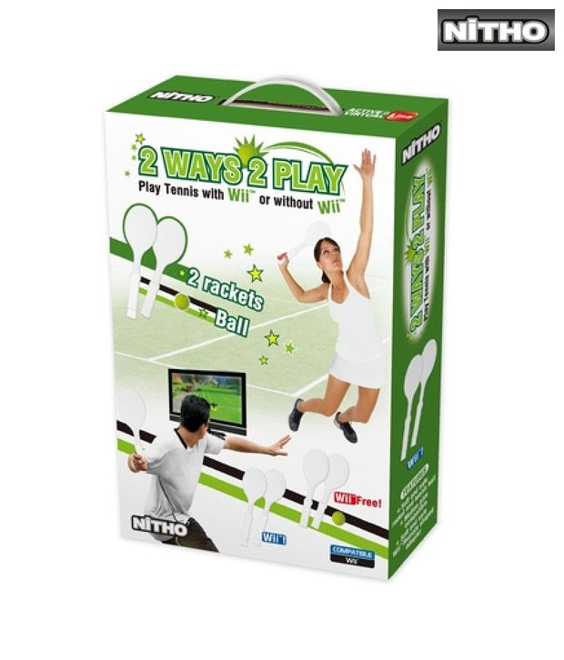 Nitho Match Point Tennis for Wii