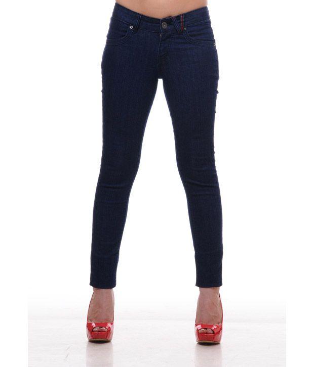 Yepme Claire Midnight Dark Blue Jeans