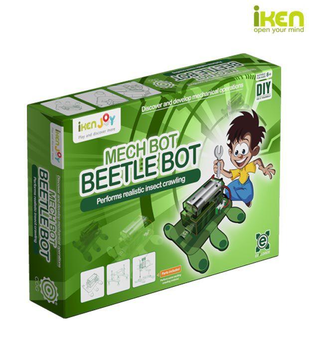 Iken Joy Beetle Bot
