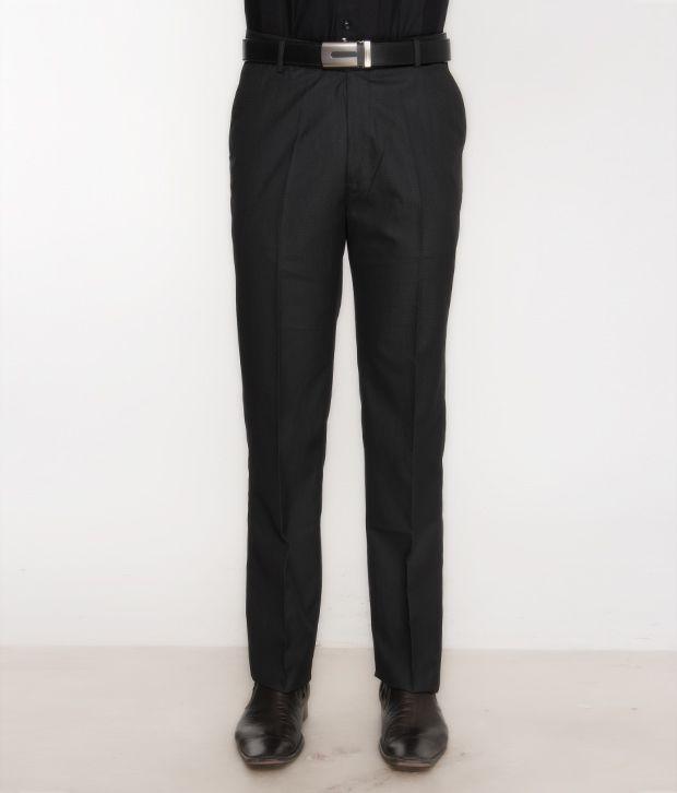 Bombay High Designer Black Trouser