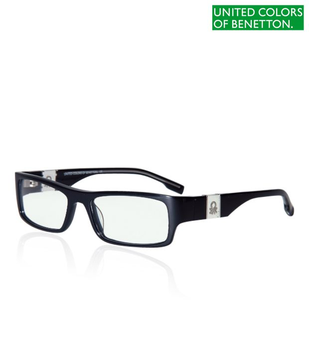 UCB Broad Black Optical Frame - Buy UCB Broad Black Optical Frame ...