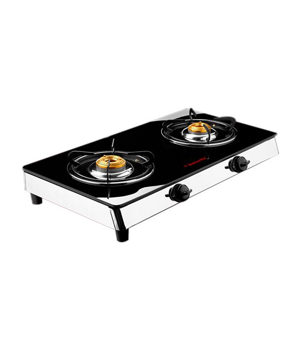 Butterfly Desire 2 Burner Gas Cooktop