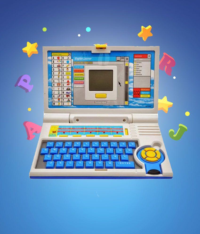 PraSid English Learner Kids Laptop kids educational ...