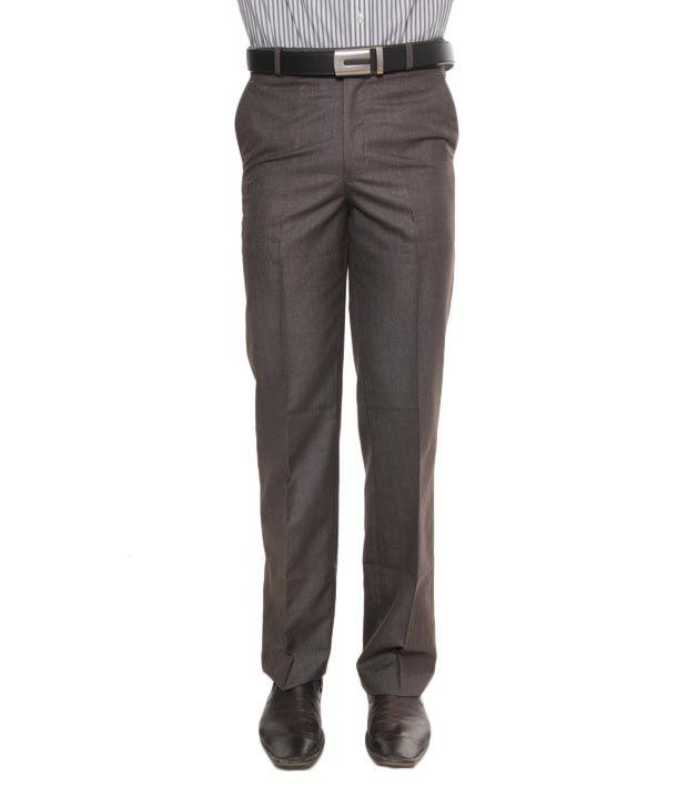 Viggo Light Brown Trouser