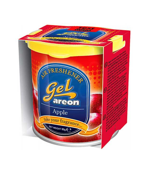 Areon - Car Perfume Gel Air Freshner - Apple  available at snapdeal for Rs.300