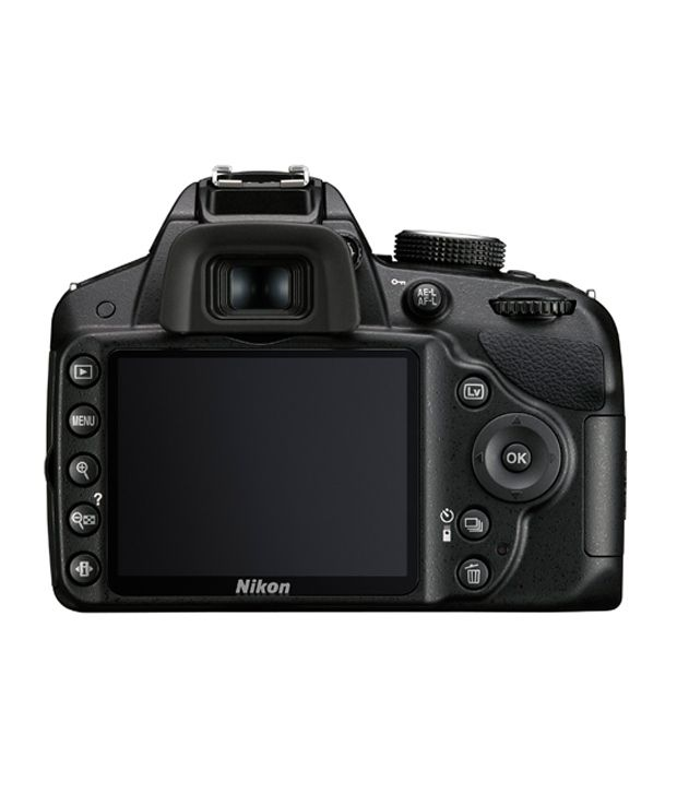 product nikon dslr d black with