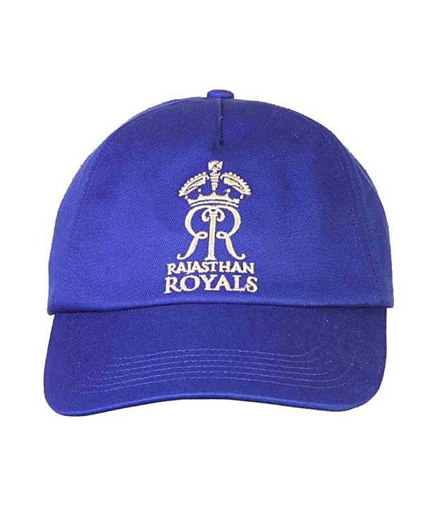 5155a4a0bb4 Reebok Rajasthan Royals Fangear IPL Cap - Buy Online   Rs.