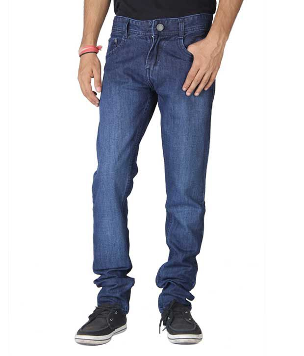 Marco USA Blue Slim  Fit Jeans