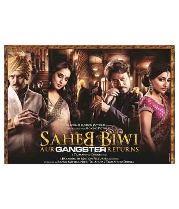 Saheb Biwi Aur Gangster Returns Full Movie In Hindi
