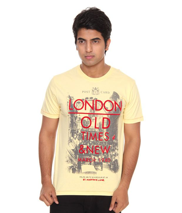 Raves London Lemon T-Shirt