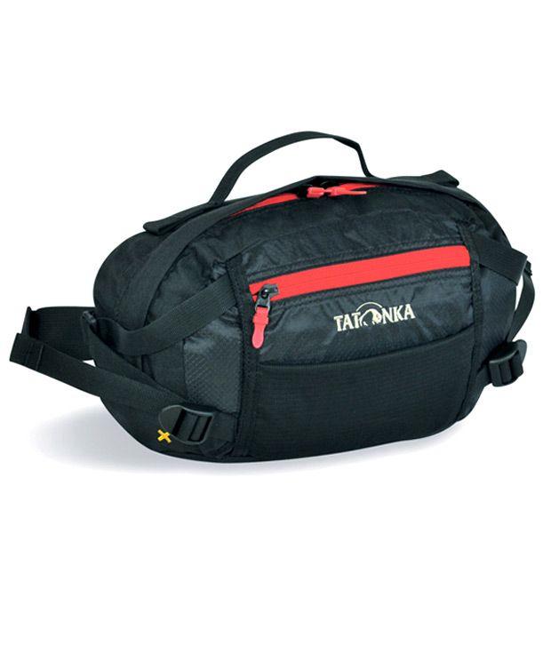 b7ece1c5ca09 Tatonka Hip Bag M Black Waist Pouch - Buy Tatonka Hip Bag M Black Waist  Pouch Online at Low Price - Snapdeal