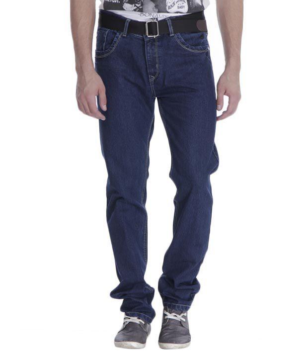 Fever Dark Blue Jeans