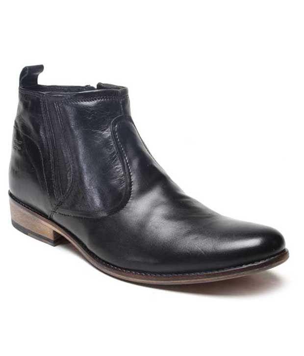 Franco Leone Mid length Boots