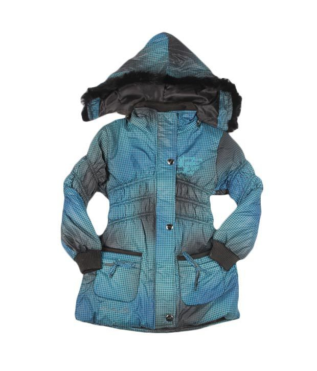 Fort Collins Blue Jacket For Kids