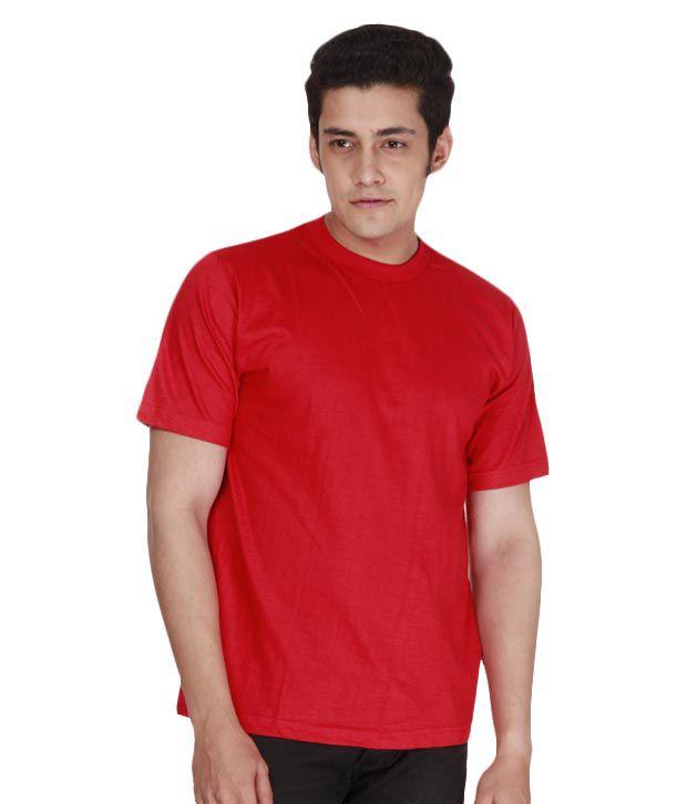 Days & Years Red T-Shirt