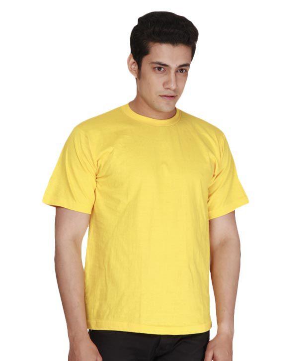 Days & Years Yellow T-Shirt