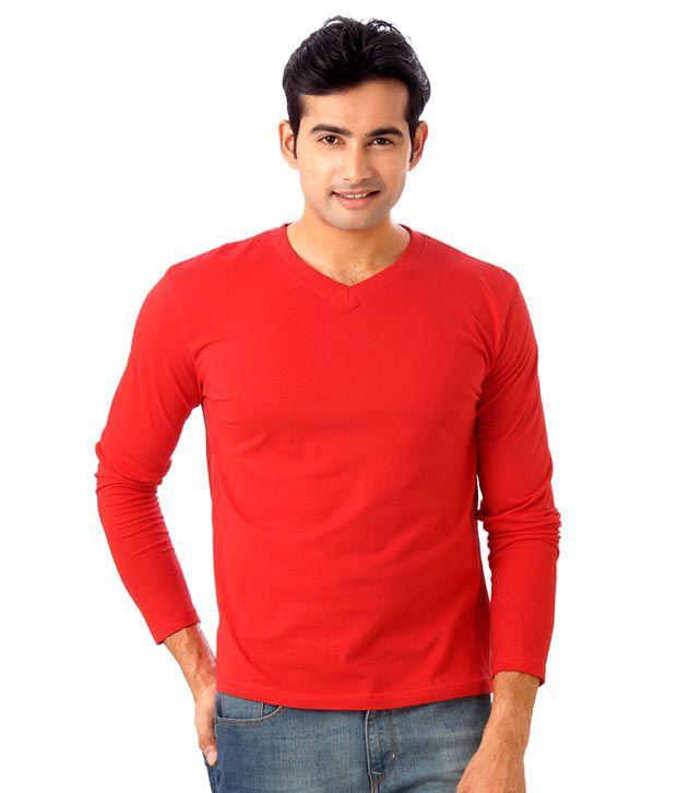 Street Junkies Red Men's T-Shirt