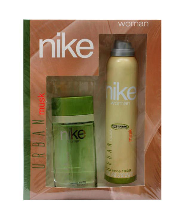 Nike Urban Musk Woman G/S (Edt 75ml + Deo 200ml)