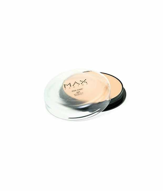 Max Factor Pan Cake Water Activated Makeup Natural No