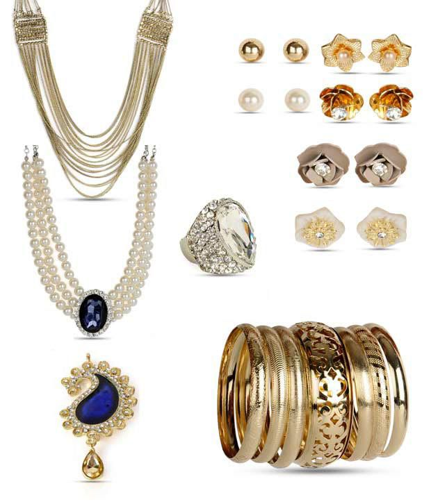 Pari Super Saver Assorted  Jewellery Combo