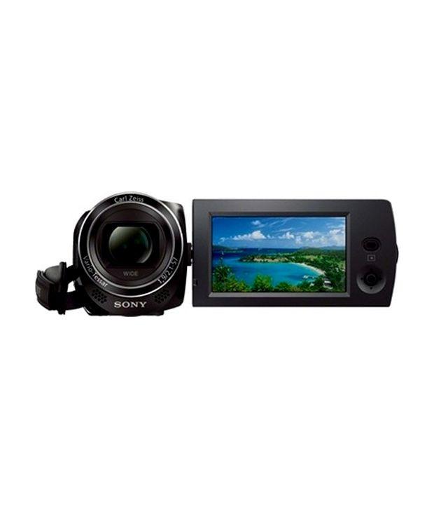 Sony HDR-CX220E Handycam (Black)