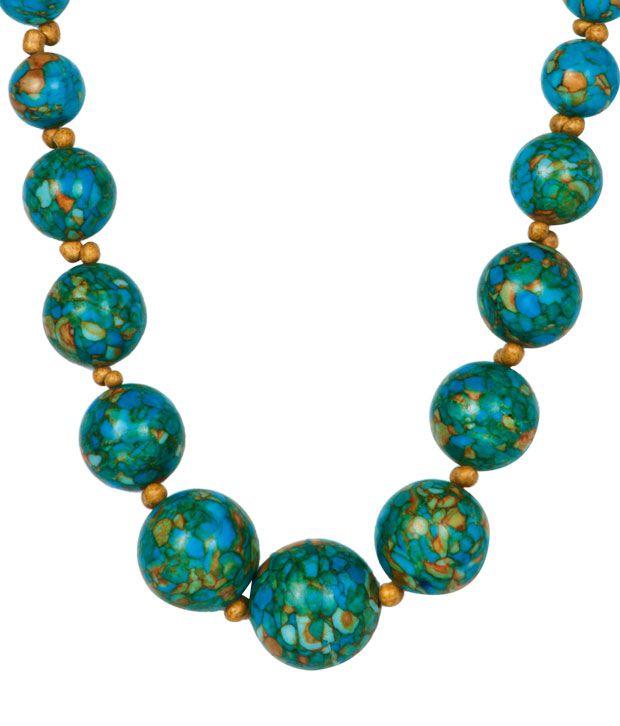 Piebee Turquoise Necklace