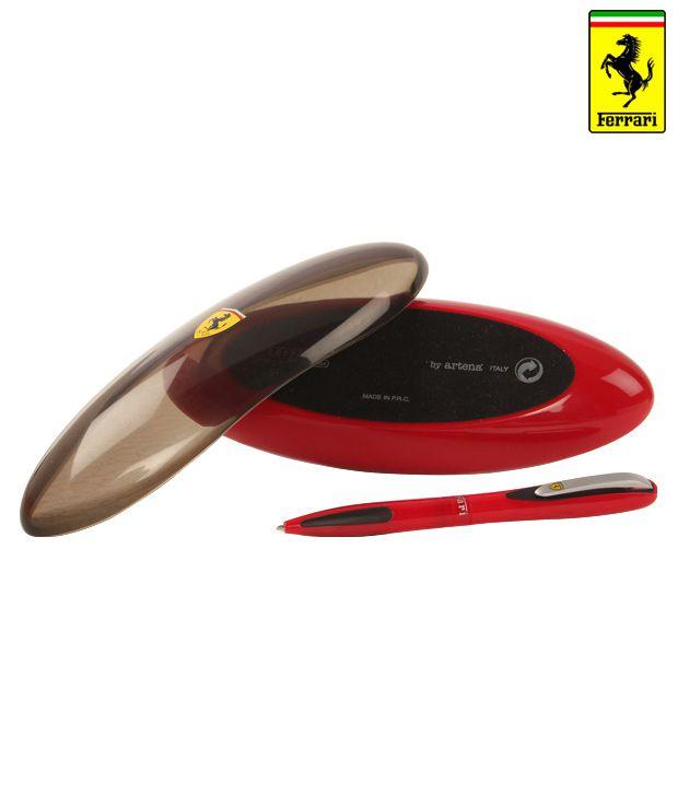 Ferrari's Red Ballpoint Pen