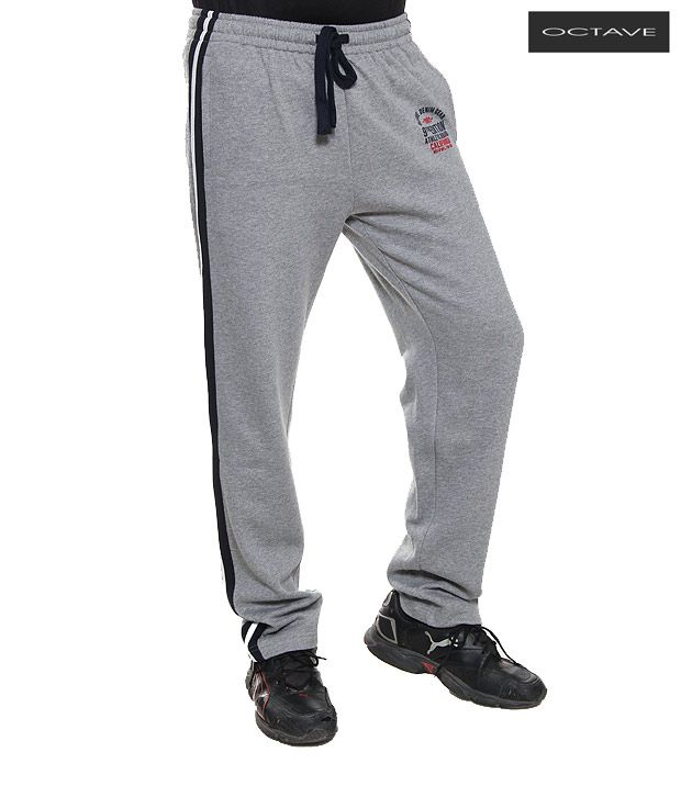 Octave Grey Track Pant (J-255-Gy)