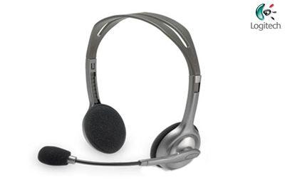 Logitech Stereo Headset H110(Black)